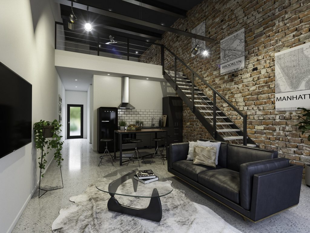 Sunshine Coast New York Loft Style Living Inspires Over 50s