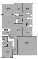 BOWMAN floorplan home design express landing page